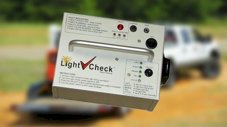 Trailer Light Check